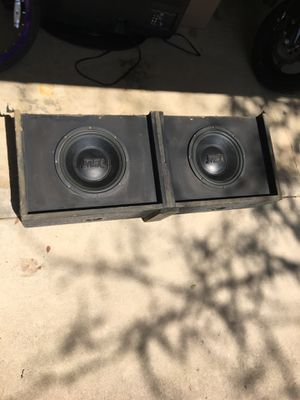 MTX Audio Subs for Sale in Fresno, CA