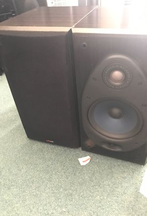 Polk audio RTi38 bookshelf speakers for Sale in Falls Church, VA