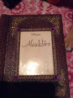 Disney's Jasmine watch Aladdin story book for Sale in Peoria, AZ
