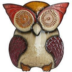 Pier 1 Imports Owl Wall Decor for Sale in Reno, NV