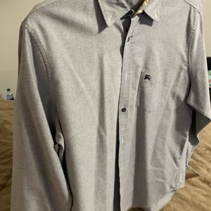Burberry Brit Long Sleeve Polo for Sale in Downey, CA