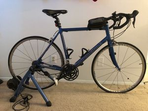 Cannondale road bike size L for Sale in Fairfax, VA