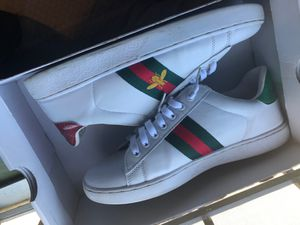 Gucci shoes size 9.5 for Sale in Oakland, CA