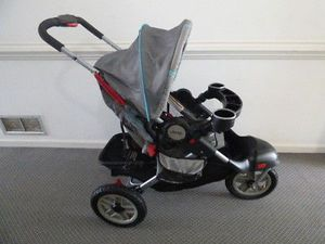Jeep Liberty Limited All Terrain Jogger Stroller for Sale in Rockville, MD