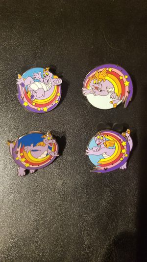 Disney Figment Pin Lot for Sale in Houston, TX