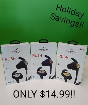 Bluetooth earbuds & speakers for Sale in Lincoln, IL