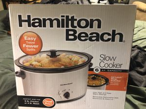 Hamilton beach crock pot for Sale in Grove City, OH