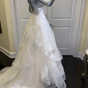 Paloma Blanca Wedding Dress Size 8 for Sale in Mokena, IL