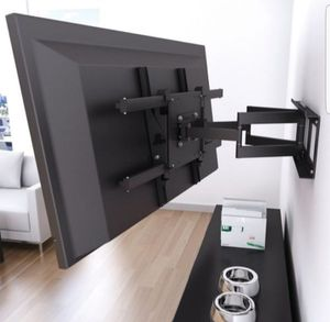 Tv mounting servic-- with flat tilting and full motion swivel tv wall mounts for Sale in Forest Heights, MD