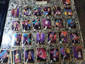Sky box basketball card also hockey ,baseball for Sale in Houston, TX