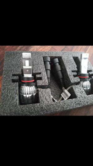 CSP Car LED lights kit MODEL 9005 HB3 with 1 year WARRANTY. Easy plug and play Car CSP LED headlights set for Sale in West Covina, CA