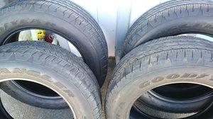 Goodyear wrangler. Tires 275 55 20 for Sale in Santa Maria, CA