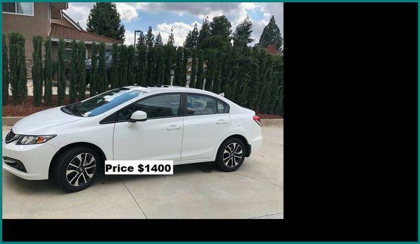 $1400 Honda