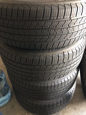NANKANG tires for Sale in Los Angeles, CA