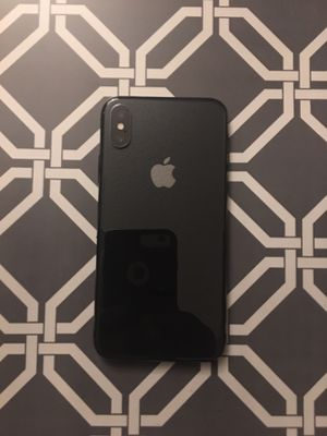 Apple iPhone X 64GB - Sprint for Sale in Raleigh, NC