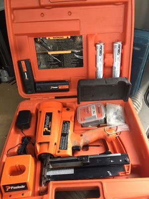 Paslode 16g Cordless Finish Nailer for Sale in Hayward, CA