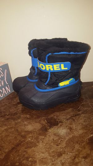 Kids Sorel boots. for Sale in Brooklyn, NY