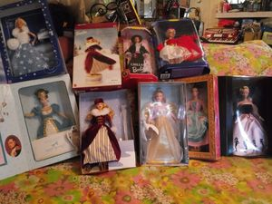 Barbie Dolls Collectors editions for Sale in Bartow, FL