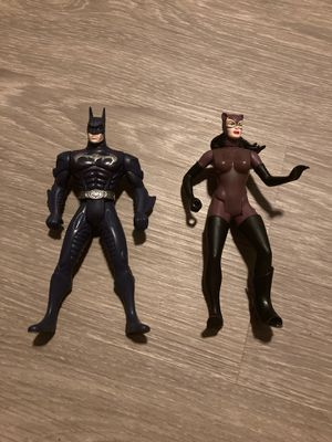 Batman and Catwoman! for Sale in Norwalk, CA