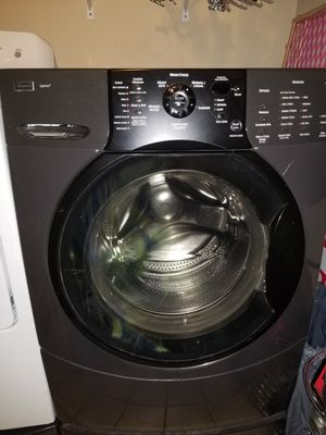KENMORE ELITE HE3t Clothes washer for Sale in Bradenton, FL