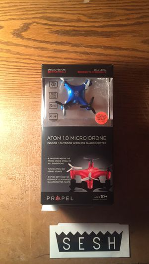 Atom 1.0 micro drone for Sale in Wichita, KS