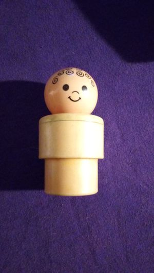 Little People vintage wooden Jumbo doll piece for Sale in Tallahassee, FL
