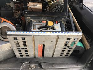 "10""table saw for Sale in Lake Worth, FL"