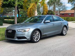 2012 Audi A6 for Sale in Davie, FL