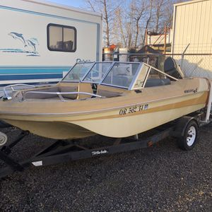 1978 TriStar Starcraft 15' Outboard Motor. Mercury 115HP for Sale in Salem, OR