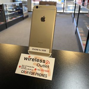For Sale IPhone 6s Factory Unlocked. for Sale in Henderson, NV
