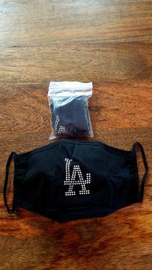 10 black bling masks for $20 for Sale in Los Angeles, CA