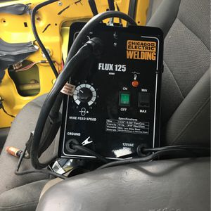 Chicago Electric 125 Welder for Sale in Merrill, WI