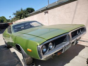 1971 dodge charger for Sale in Oakdale, CA