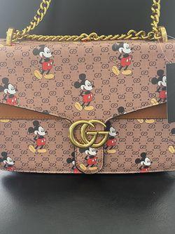 Leather Mickey GG Chain Bag for Sale in Alexandria,  VA