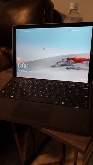 Surface Pro 3 128gb/Core i5/4gb/Backlit keyboard for Sale in Coral Springs, FL