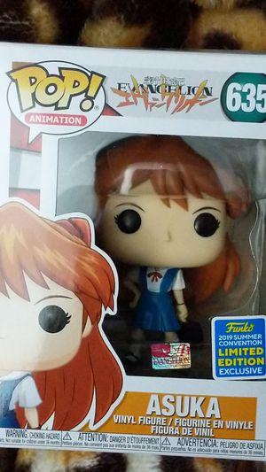 Evangelion Asuka Funko Pop for Sale in San Diego, CA