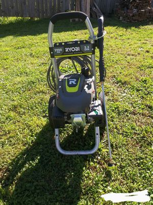 Ryobi 2900 psi Pressure Washer for Sale in Knoxville, TN