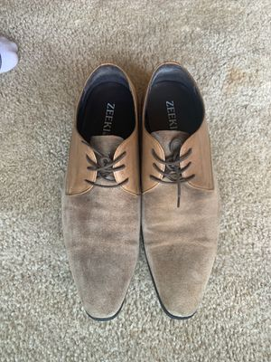 European style dress shoes size 9.5 for Sale in Vienna, VA