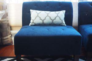 Accent Chair - Midnight Corsica for Sale in Boston, MA