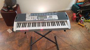 Casio lighten keyboard good condition for Sale in San Diego, CA