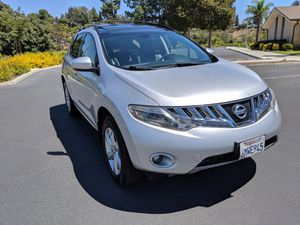 2010 Nissan Murano SL for Sale in Fullerton, CA