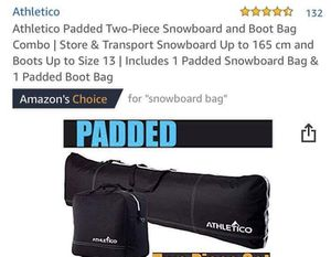 Snowboard bag for Sale in Ontario, CA