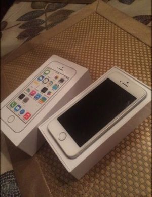iPhone 5s for Sale in Fairfax, VA