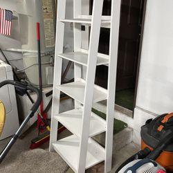 Ladder Shelf Book Shelf for Sale in Los Angeles,  CA