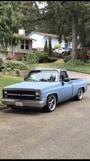 1986 Chevrolet C/K 10 for Sale in Olympia, WA