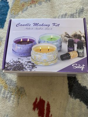 Candle making kit for Sale in Durham, NC