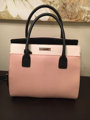 Black and Pink Handbag by Nine West for Sale in Tallmansville, WV