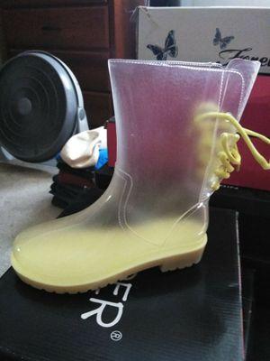Rain boots for Sale in Cheektowaga, NY
