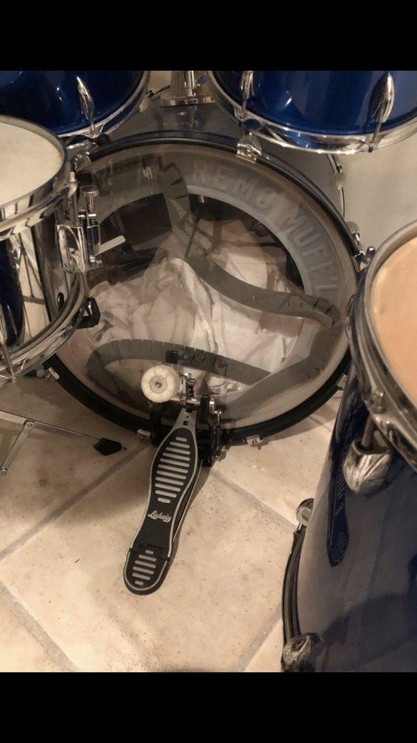 Remo drum set