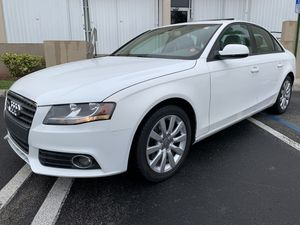 2012 Audi A4 for Sale in Miami, FL